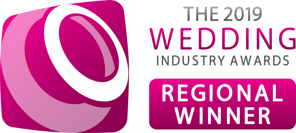 The Wedding Industry Awards Regional Winner Logo